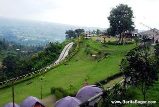 Lembah Pertiwi :  Kawasan Outbound, Villa dan Camping Ground 235