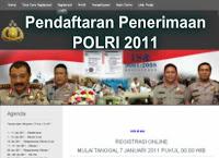 Pendaftaran Penerimaan Polri 2011 233