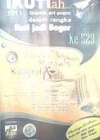 Napak Tilas, Lomba Marawis dan Kaligrafi KNPI Kota Bogor 237