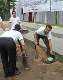 Launching Gerakan Kebersihan Pasar 230