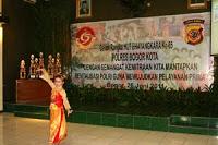 Polres Bogor Kota Gelar Lomba Jaipong 234