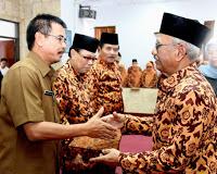 Pelantikan Pengurus PWRI Kota Bogor 235