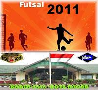 Puluhan Tim Futsal Se-Jabotabek Perebutkan Tropy Dandim 0606 Kota Bogor 233