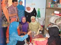 Ketua TP PKK Kota Bogor Buka Pelatihan Dasa Wisma 233