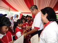 SBY Resmikan Lomba Cipta Seni Pelajar 233