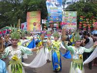 Helaran Kemilau Nusantara 2011 Di Kawasan Tegar Beriman Berlangsung Meriah 231