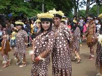 Helaran Kemilau Nusantara 2011 Di Kawasan Tegar Beriman Berlangsung Meriah 233