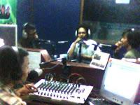 Kolaborasi Musik Tradisional Dan Musik Indie Menggaung di Radio 93 Teman FM 233