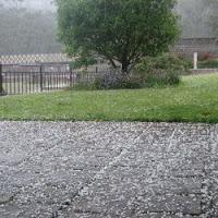 Fenomena Hujan Es Di Bogor 234
