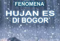 Fenomena Hujan Es Di Bogor 233
