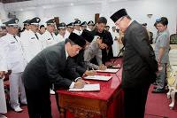 Puluhan Pejabat Kota Bogor Dilantik 233
