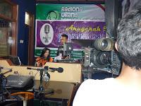 Aktris Belia Inastasya Syuting Sepanjang Hidup Di Radio Teman 231