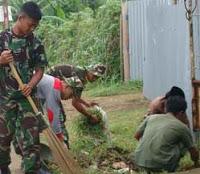 Aksi Bersih Di Lingkungan Tanah Baru 233
