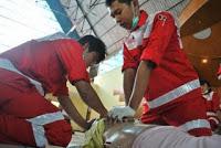 Hari Ini Relawan Dilatih Kesiapsiagaan Bencana Berbasis Masyarakat Di Wisma Bumi Perkemahan Cimandala Sukaraja 235