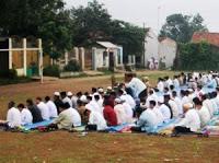 Sholat Idul Adha Dilapangan Sukarna Ciampea 235
