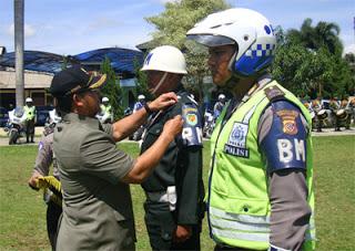 1380 Personel Kota Bogor Amankan Pergantian Tahun 233