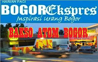 """BAKSO ATOM """"Sehat Siap Saji"""" 247"""