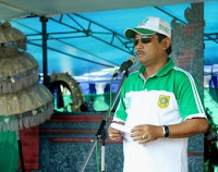 Bupati Rachmat Yasin Canangkan Bulan Menanam Pohon 230