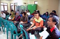 Workshop Kode Etik Jurnalistik dan Penyiaran Radio di 93 Teman FM 234