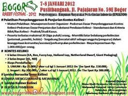 Bogor Rabbit Festival 2012 Kota Bogor 234