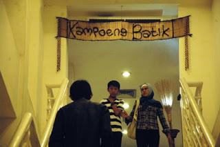Di Kampoeng Batik Bisa Belajar Membatik 234