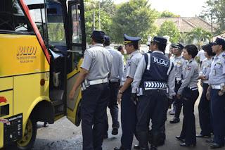 Menyusul Kecelakaan Cisarua, Empat Bis Diamankan DLLAJ Kota Bogor 229
