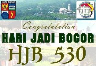 Agenda Kegiatan HJB Ke- 530 Kota Bogor 233