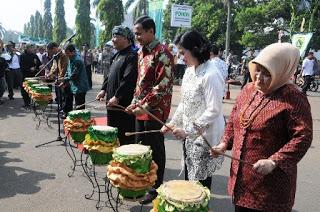 Festival Budaya  Daerah 2012 Meriahkan HJB 238