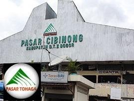 Pembangunan Pasar Cibinong Terlantar 235