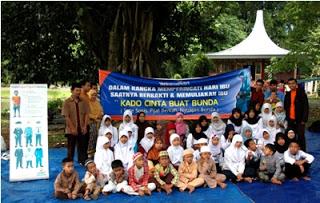 Anak Yatim Piatu Peringati Hari Ibu 234