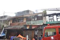 Pasar Bogor Terbakar Empat Toko Hangus 234
