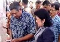 SBY Beserta Keluarga Ikut Pilih Kepala Desa 237