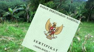 Program Sertifikasi Tanah Gratis 233