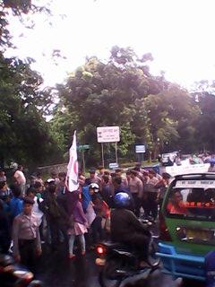 Mahasiswa Ancam Gelar Aksi Demo Besar 236