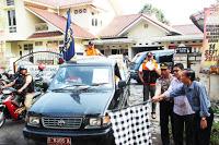 KPU Kota Bogor Distribusi Surat Suara 233