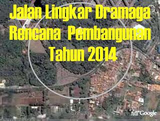 Jalan Lingkar Dramaga Di Bangun 2014 233