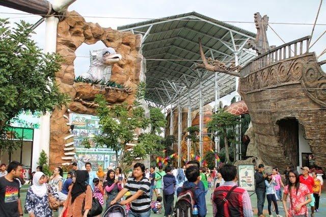 JungleLand Sentul Dongkrak Partisipasi Pemilu 237