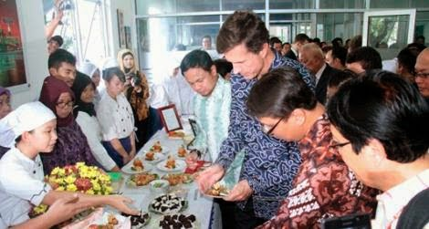 Bima Arya Resmikan Rumah Tempe Indonesia 233