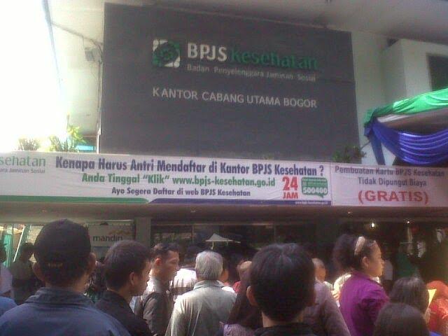Pencapaian Kinerja BPJS Kota Bogor 235