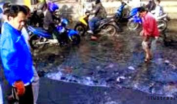 Walikota Bogor Tinjau Ruas Jalan Rusak 233