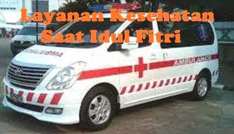 Layanan Kesehatan Idul Fitri 1435 H 233