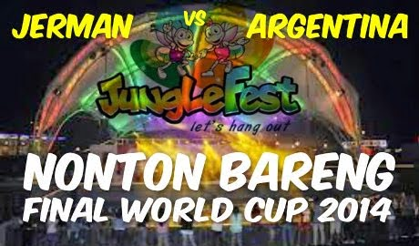 JungleFest Gelar Nobar Final World Cup 2014 231