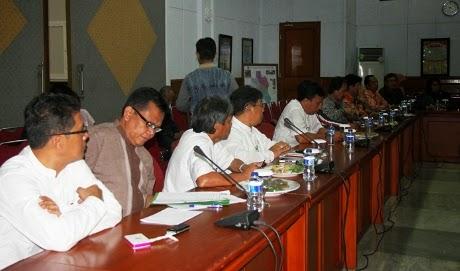 Pejabat Struktural Ikuti Proper Test 233