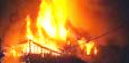 Rumah Pegawai RSTP Terbakar 233