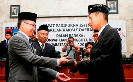 Daftar Nama Anggota DPRD Kota Bogor 2014-2019 237
