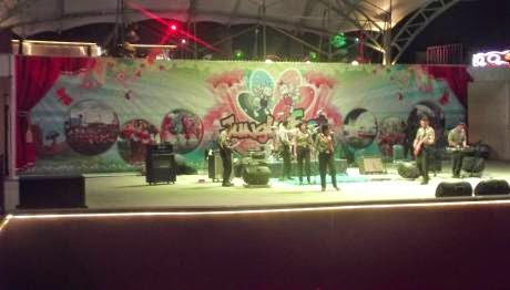 Emerald Band Meriahkan Festival Kuliner Bogor 235