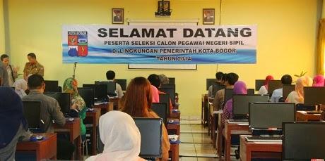 Ribuan CPNS Kota Bogor Siap Bersaing Ketat 235