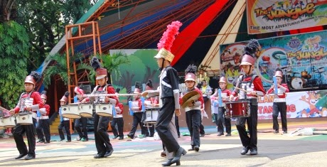 The Jungle Gelar Marching Kids Competition 2014 233