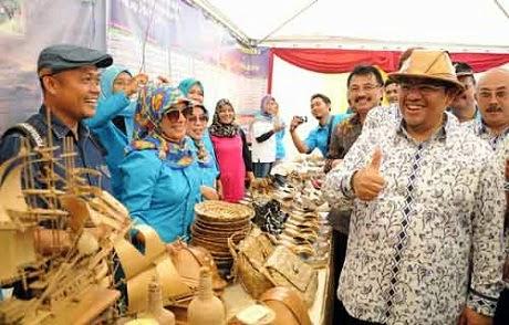 Aher Desak Presiden Jokowi Lanjutkan PNPM-MPd 235