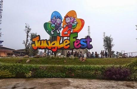 Bogor Color Run Jungle Fest 233